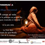 Festival ethnomusiKa - colloque international